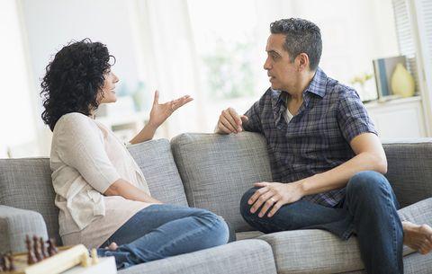 Regain intimacy after an affair