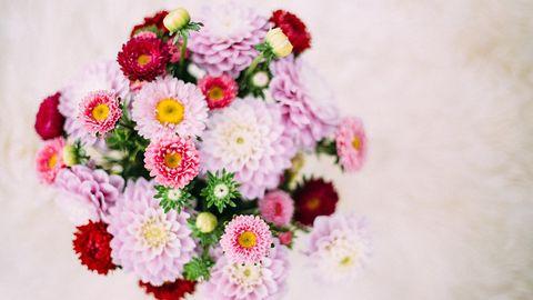 partner appreciation flowers