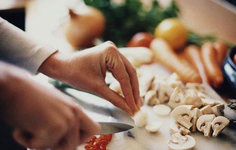 Meal prep, healthy eating