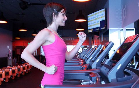 OrangeTheory Fitness Review And Sample Workout | Prevention