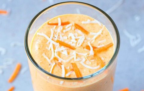fall produce smoothie recipes