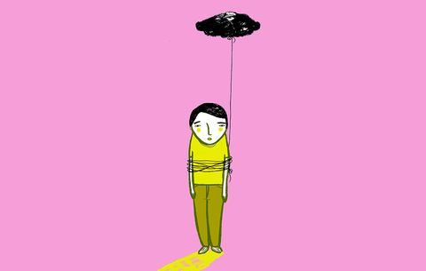how to stop negative thinking for good