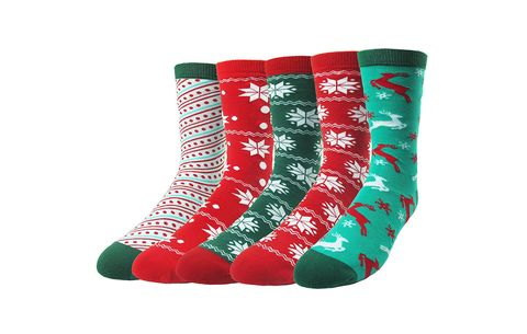 20 christmas socks that make amazing gifts and stocking stuffers