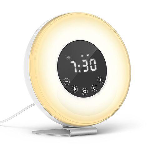 7 Best Light Alarm Clocks 2018 Sunrise Alarm Clocks
