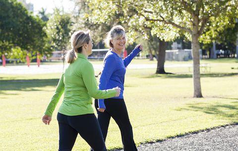 walking workout plan