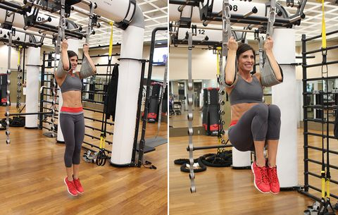 Hanging Crunches Abs Workout Prevention
