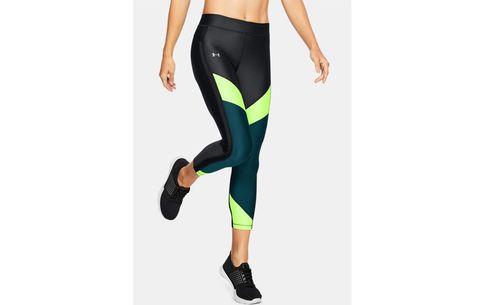 UA HeatGear® Color Blocked Ankle