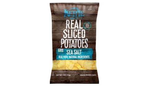 Kettle Real Sliced Potatoes