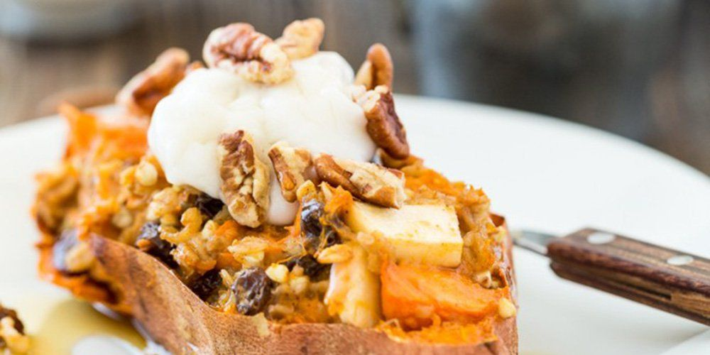 Sweet Potato Oatmeal Is A Thing—Here Are 6 Delicious Ways To Make It