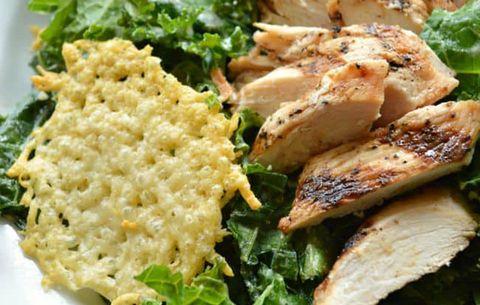 Panera Power Kale Caesar Salad