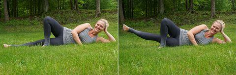 Inner thigh moves for beginners