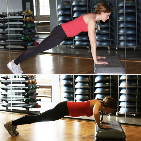 incline pushup