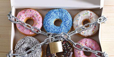 donut lock