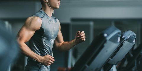 Gym health benefits