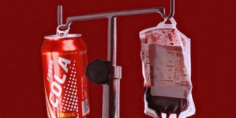 Soda and prediabetes