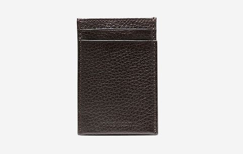 Cole Haan Card Case with Money Clip