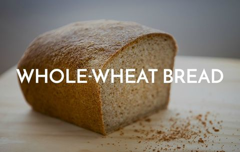 fake healthy foods whole-wheat bread