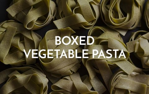 Boxed Vegetable Pasta