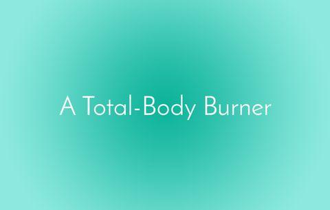 Total body burner