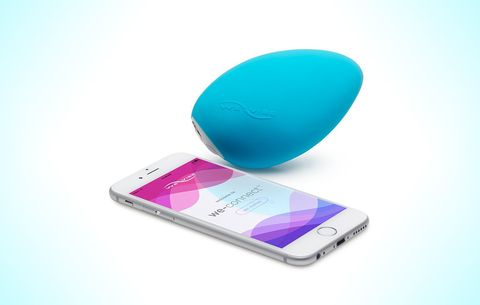 We-Vibe Wish Personal Massager