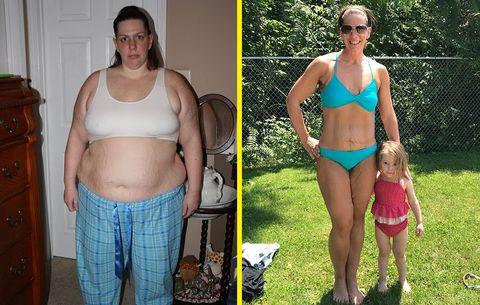 Andrea Barlow weight loss success