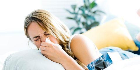 Adenovirus symptoms mimic flu