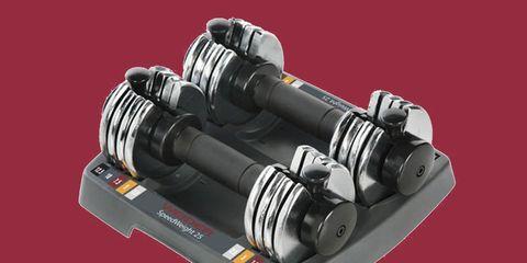 Weider Pair 12.5 lb Adjustable Speed Weights