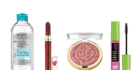 Inexpensive beauty products