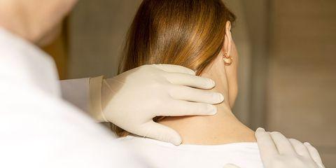 Chiropractors relieve back pain