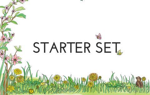 Starter set