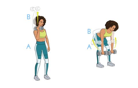 Upper body strength training