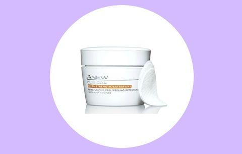 Avon Anew Clinical Extra Strength Retexturizing Peel Pad