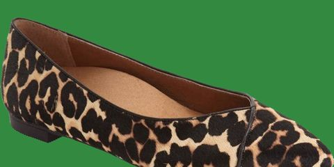 Flats with arch support