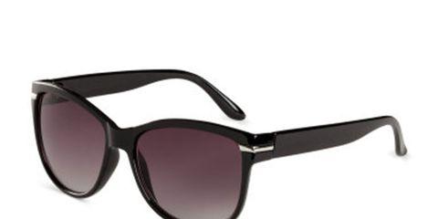 Plain Black Sunglasses