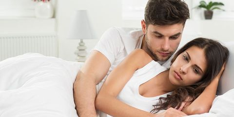 Women lose interest in sex in long term relationships