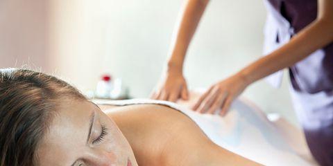 menstrual massage
