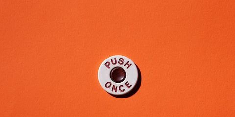 Push button once
