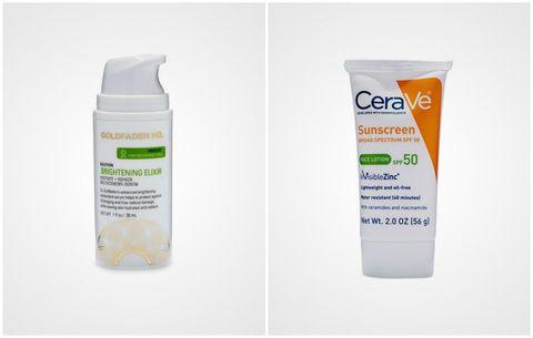 skincare spf serum cerave