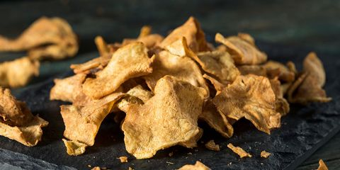 How to make veggie chips