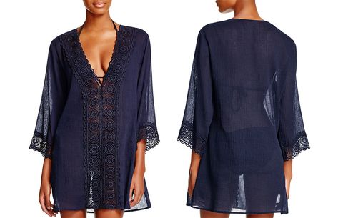 eb270a3406 Bloomingdales sale bathing suits and cover-ups. Bloomingdales. La Blanca  Island Fare Tunic Swim ...