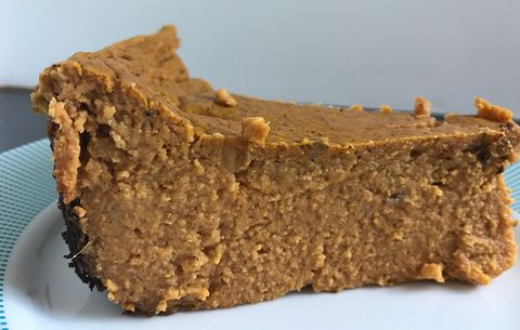 Slow Cooker Pumpkin Pie Recipe