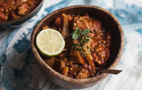 7 Vegetarian Meals You Can Cook Once And Eat All Week