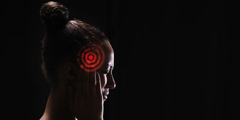 Migraine sufferes have an increased risk for this condition.