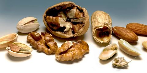 10 grams of nuts can prevent diabetes and heart disease
