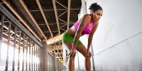 weird effects that happen to your body during exercise