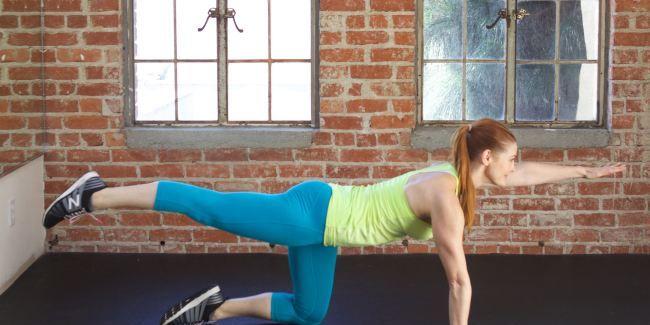 best offshoot plus edge exercises for the sake women bygone 50