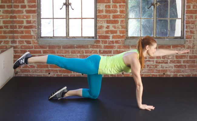 Exercises for ladies over 50