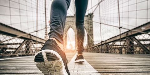 how to reduce stress with walking