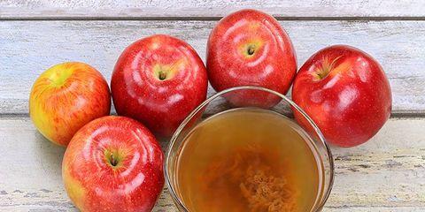 effects of drinking apple cider vinegar