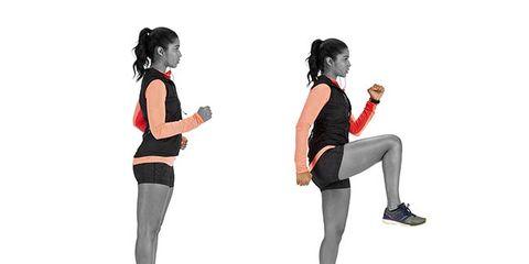 workout warmup
